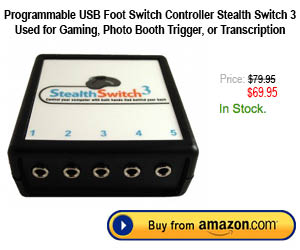 Buy StealthSwitch3 on Amazon