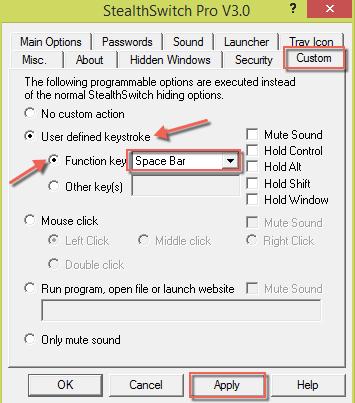 How to Program Keystoke